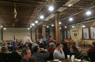Annual Winter Banquet